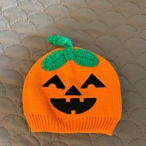 Other - Infant pumpkin hat